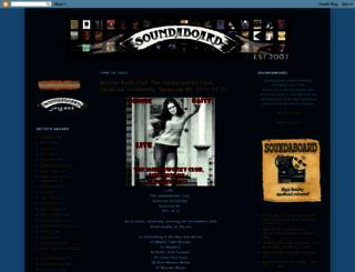 soundaboard.blogspot.pt screenshot