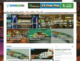 soundbase-online.com screenshot