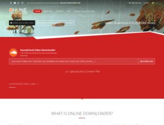 soundcloud.online-downloader.com screenshot