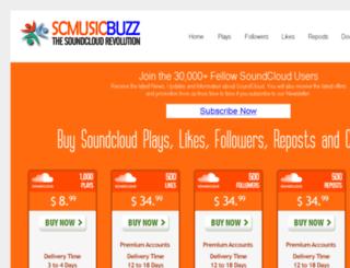 soundcloudconcepts.com screenshot
