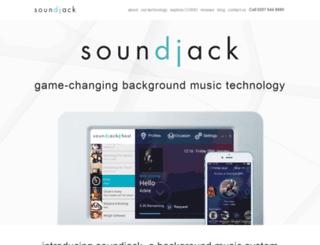 soundjack.com screenshot