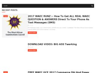 soundnaija.com screenshot