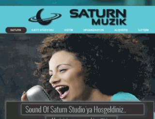 soundofsaturn.com screenshot