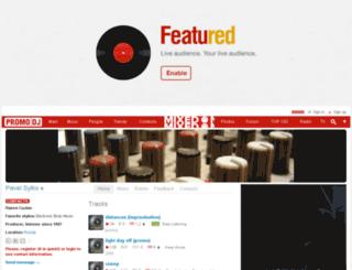 soundpole.pdj.ru screenshot