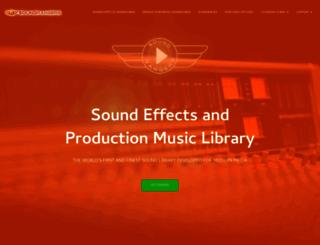soundrangers.com screenshot
