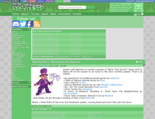 sounds-resource.com screenshot