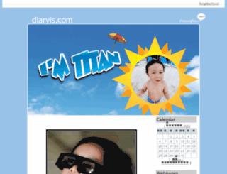 soundscool.diaryis.com screenshot