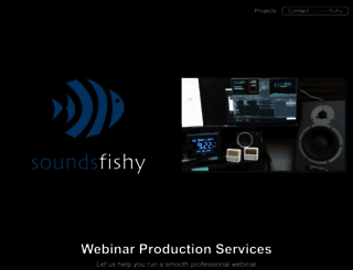 soundsfishy.co.uk screenshot