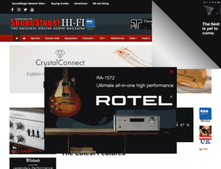 soundstagehifi.com screenshot