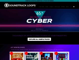 soundtrackloops.com screenshot