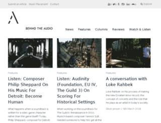 soundtracksandtrailermusic.com screenshot