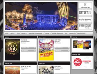 soundtropolis.de screenshot