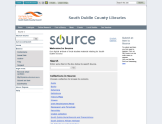 source.southdublinlibraries.ie screenshot