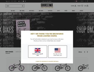 sourcebmx.co.uk screenshot