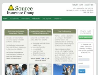 sourcefg.com screenshot