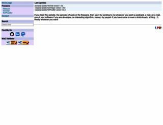 sourcemac.com screenshot