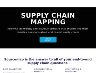 sourcemap.org screenshot