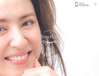 sourcil.net screenshot