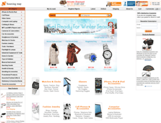 sourcingmap.com screenshot