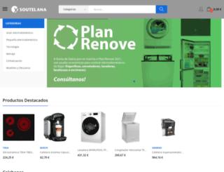 soutelanacocinayelectrodomesticos.com screenshot