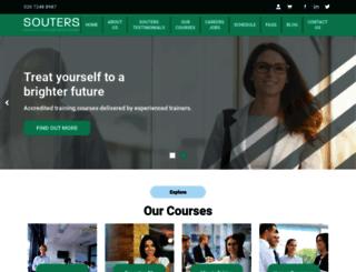 souterstraining.com screenshot