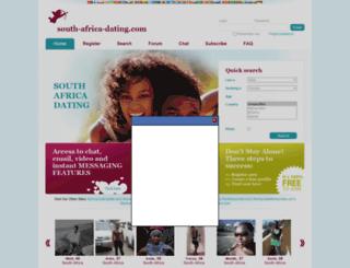 south-africa-dating.com screenshot