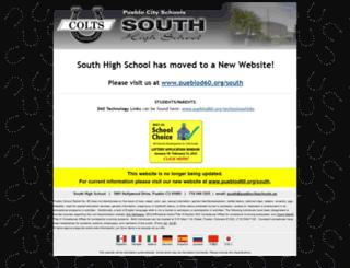 south.pueblocityschools.us screenshot