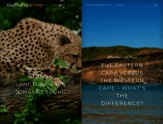 southafricablog.co.za screenshot