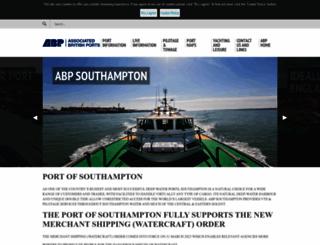 southamptonvts.co.uk screenshot