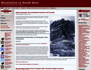 southasiarev.wordpress.com screenshot