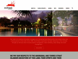 southbankcorporation.com.au screenshot