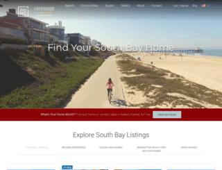 southbayresidential.com screenshot