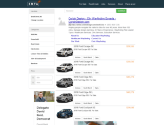 southbend-in.showmethead.com screenshot