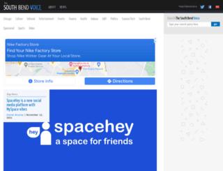 southbendvoice.com screenshot