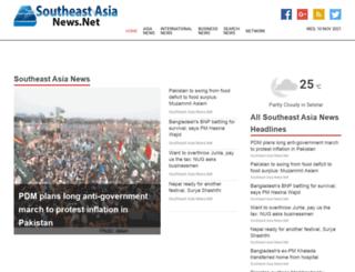southeastasianews.net screenshot