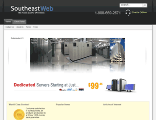 southeastweb.com screenshot
