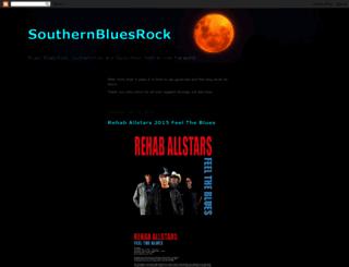 southernbluesrock.blogspot.com screenshot