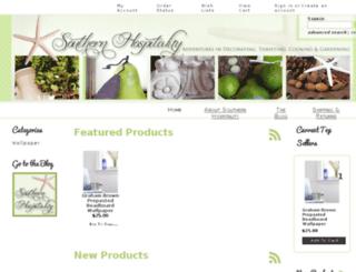 southernhospitality.mybigcommerce.com screenshot