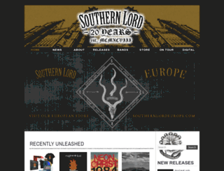 southernlord.com screenshot
