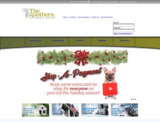 southernonline.org screenshot