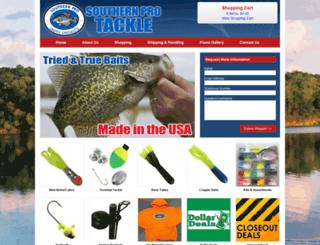 southernpro.com screenshot