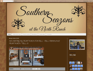 southernseazons.blogspot.com screenshot