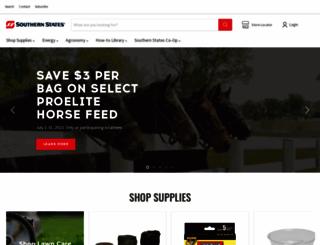 southernstates.com screenshot
