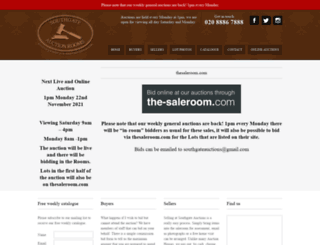 southgateauctionrooms.com screenshot