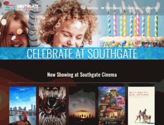 southgatecinemasavannah.com screenshot