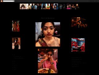 southindianactressphotos.blogspot.com screenshot