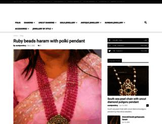 southjewellery.com screenshot