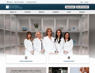 southlakedermatology.com screenshot