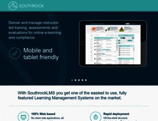 southrock.com screenshot