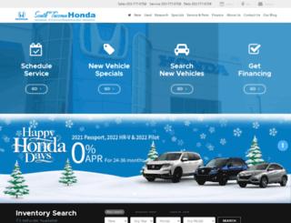 southtacomahonda.com screenshot